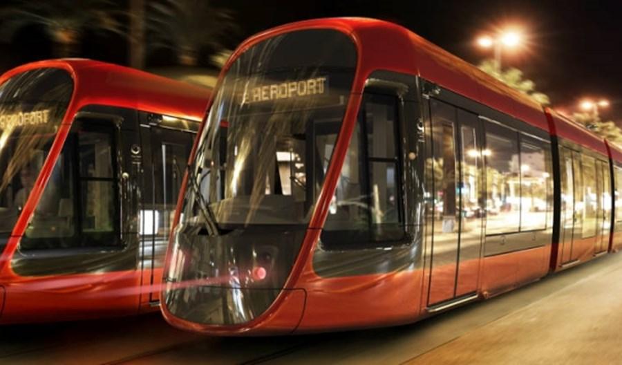 Nicea otworzyła drugą linię dla tramwajów Citadis X05