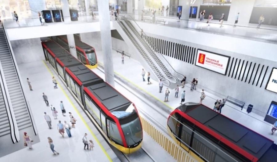 Warszawa Zachodnia. Jak podziemnym tramwajem spiąć rozległy węzeł?