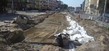 Toruń buduje fragmenty trasy tramwajowej na osiedle Jar