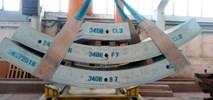 Ostatnie elementy obudowy tuneli dla metra na Woli gotowe. Trzeba było aż spowolnić tarcze