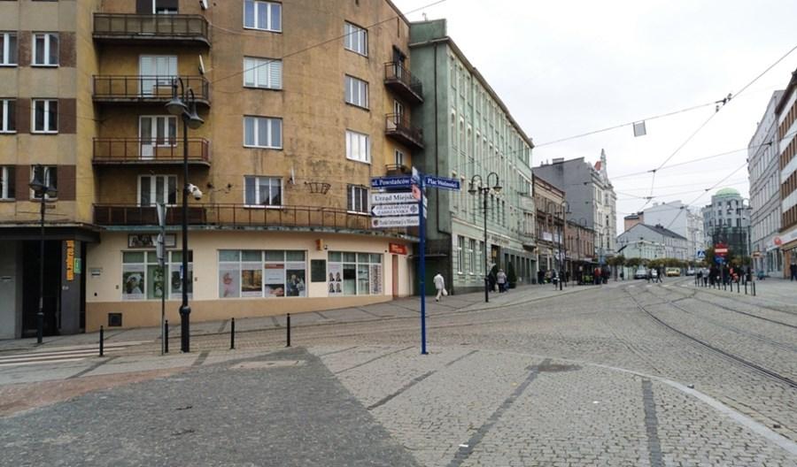 Drogie oferty na przebudowę torowiska w centrum Zabrza