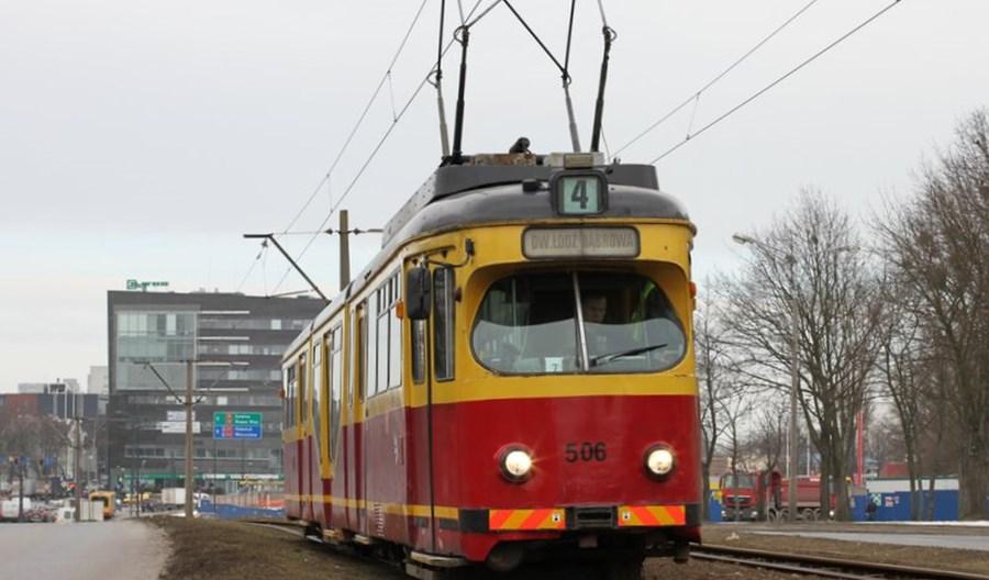 Łódź: Śmigłego-Rydza rozkopana od niedzieli