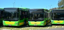 MPK Olsztyn z kolejnymi autobusami z Niemiec
