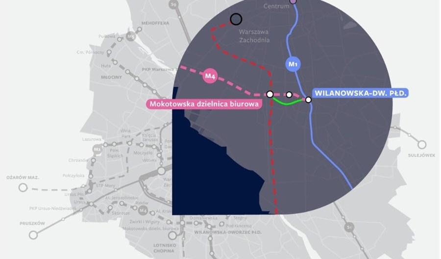 Warszawa. Trzaskowski na Służewcu obiecał metro, tramwaj i SKM-kę