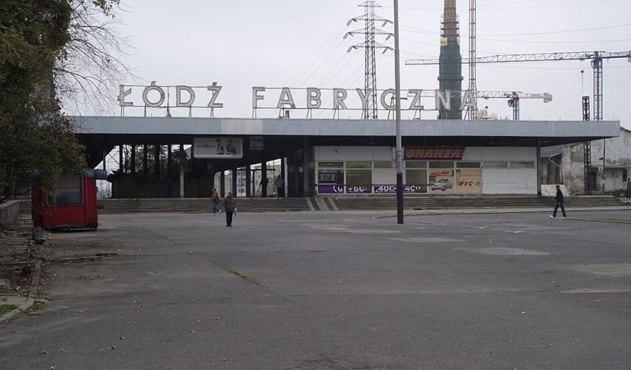 Łódź Fabryczna: Wreszcie pojawi się informacja, że to dworzec