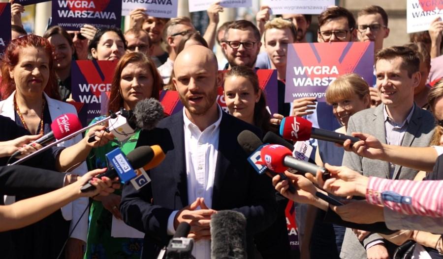 Wybory 2018. Jan Śpiewak: Chodniki służą pieszym – kropka