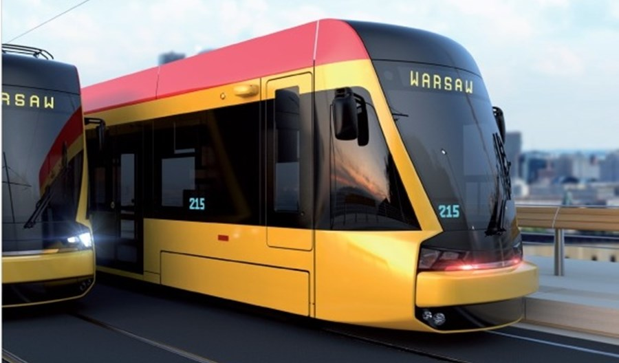 Warszawa: Umowa z Hyundaiem na tramwaje na przełomie czerwca i lipca?