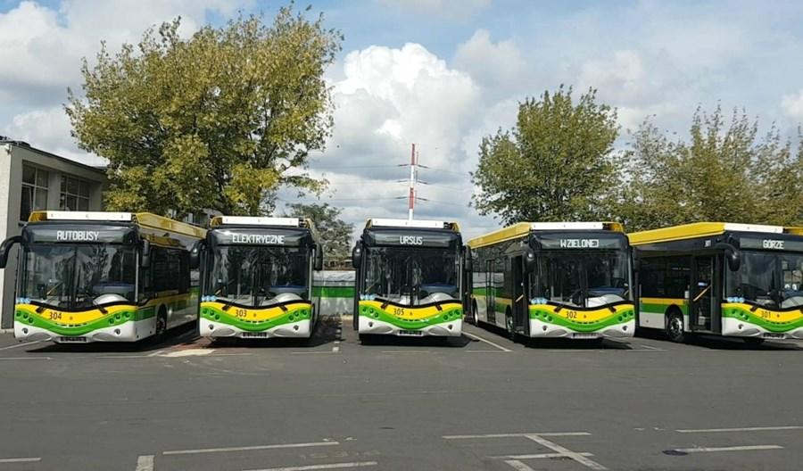 Zielona Góra wzywa Ursusa do dostarczenia ostatnich elektrobusów