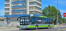 Ile osób jeździ autobusami MPK na trasie Barczewo – Olsztyn?