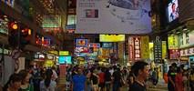 Hongkong. Strefę pieszą przekształcono (znów) w ulicę dla aut