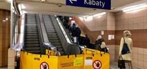 TDT po awarii schodów na stacji Centrum: Schody do zjeżdżania, nie biegania