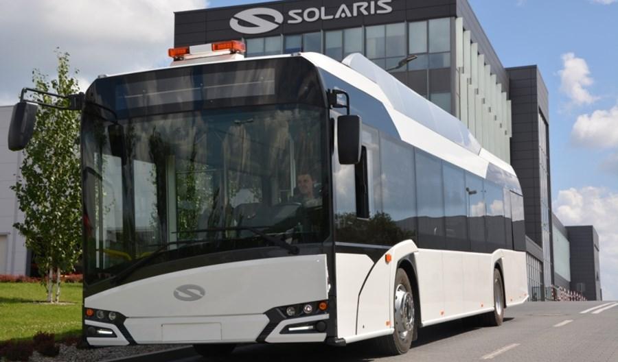 Ystad. Solaris dostarczy swój pierwszy elektrobus portowy