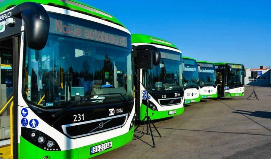 Białystok z przetargiem na 10 autobusów z opcją na 5 kolejnych