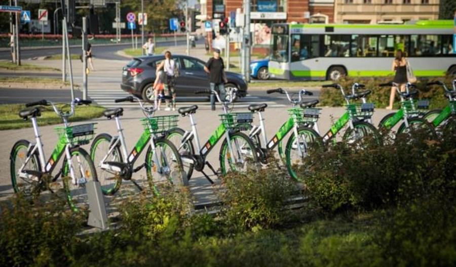 Olsztyn. Rekordzista roweru miejskiego przejechał prawie 900 km