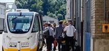 Trapeze wprowadza do ruchu autonomiczne minibusy [film]