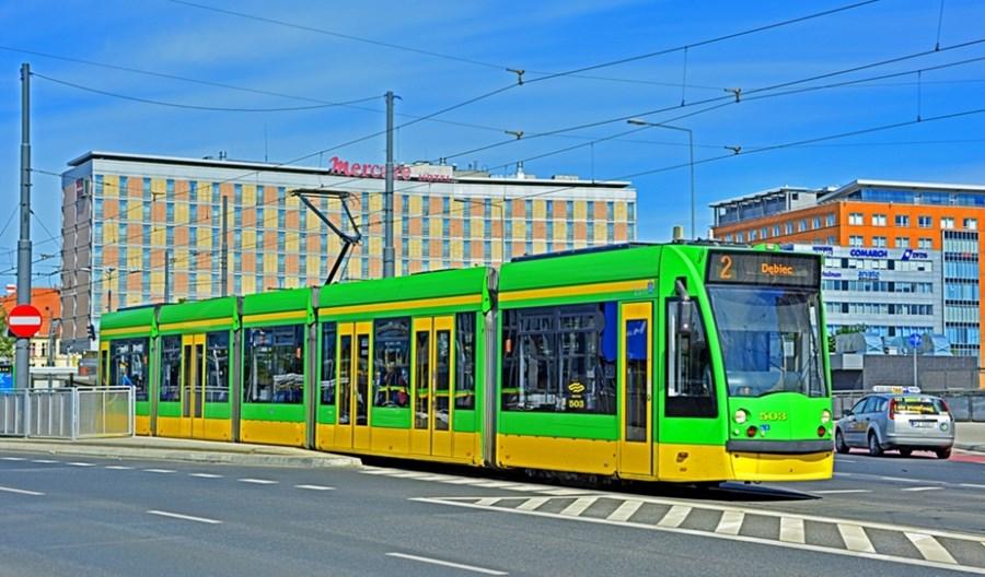 MPK Poznań szykuje tramwaje Siemens Combino do naprawy głównej