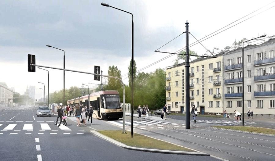 Warszawa: W I poł. 2020 r. przetarg na torowisko na Kasprzaka. Burza o parkingi