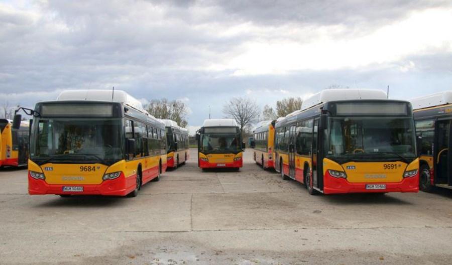Warszawa. Więcej pasażerów komunikacji. W 2018 r. prawie 1,2 mld