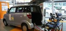 Niepełnosprawni: Nawet do pojazdu autonomicznego trzeba móc się dostać