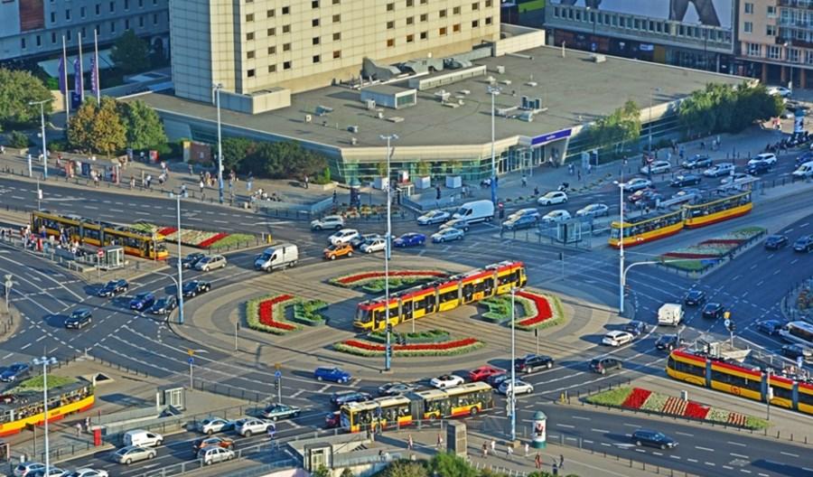 Warszawa: Przejścia w rejonie Rondzie Dmowskiego dopiero po 2027 r.?