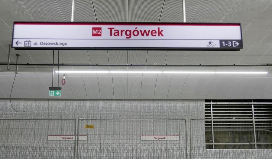 Metro na Wolę i Targówek. Rada Miasta przyjęła pięć nazw, problem z Targówkiem