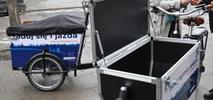 Gdynia. Przedsiębiorcom udostępniono 10 elektrycznych rowerów cargo
