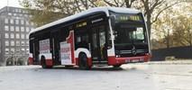 Hamburg. Mercedes dostarczył swój pierwszy elektryczny autobus miejski