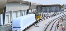 Alstom dostarczył, prosto z Chorzowa, pierwszy skład metra dla Dubaju