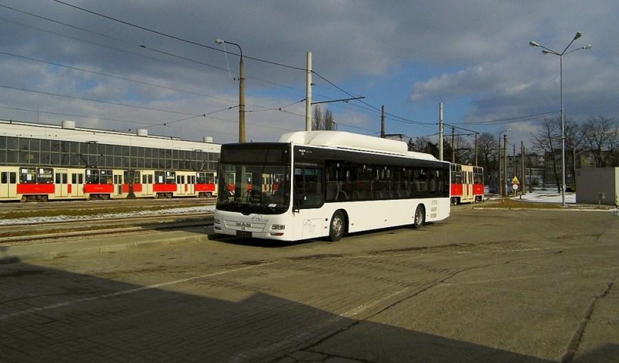 Duże opóźnienie MAN-a z autobusami dla Częstochowy