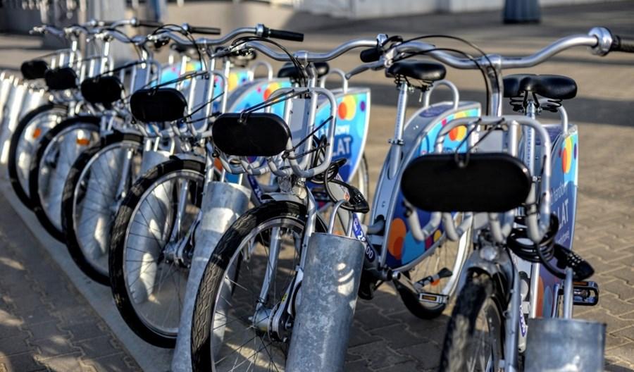 Sezon miejskich rowerów Veturilo w Warszawie dobiega końca