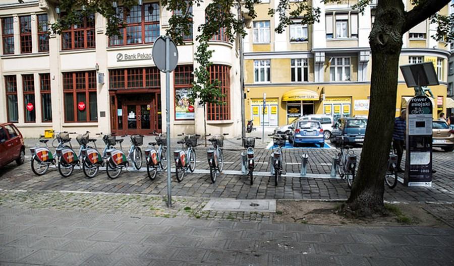 Poznań. Rekord w rowerach