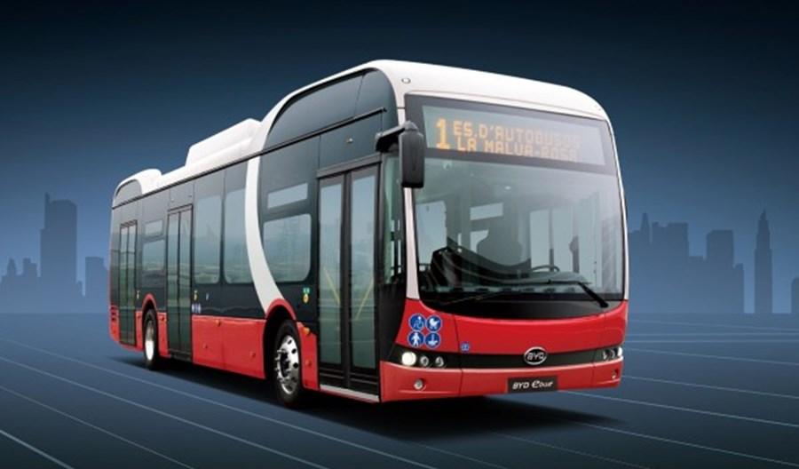 Dania. BYD dostarczy 27 elektrobusów do Kopenhagi