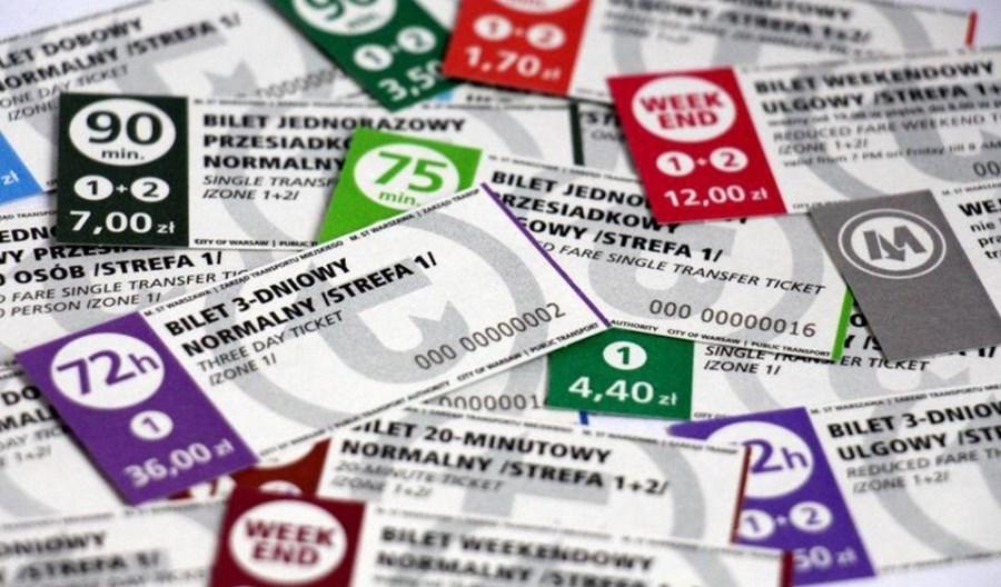 ZTM Warszawa: Tematu podwyżek cen biletów nie ma