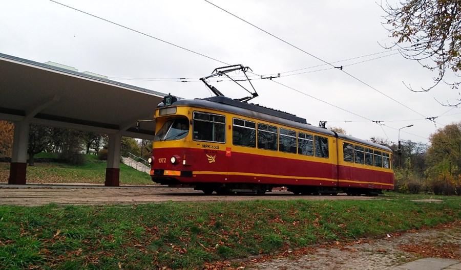 Łódź: Kończy się trudny rok dla tramwajów podmiejskich