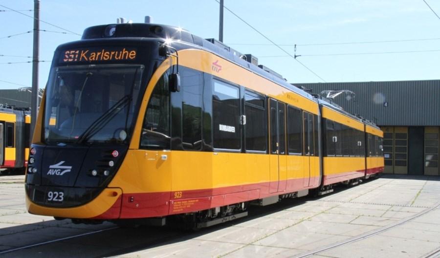 Karlsruhe. Bombardier dostarczy tramwaje dwusystemowe