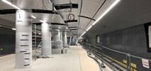 Pojedź metrem na nieotwarte jeszcze stacje II linii