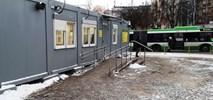 Białystok: Dworzec tymczasowy otwarty. Teraz czas na remont starego budynku