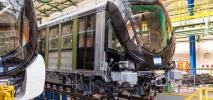 Alstom wysyła z Chorzowa ostatni skład metra dla Rijadu