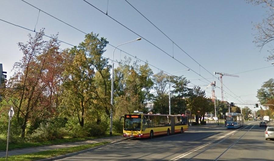 Wrocław wydzieli torowiska tramwajowe