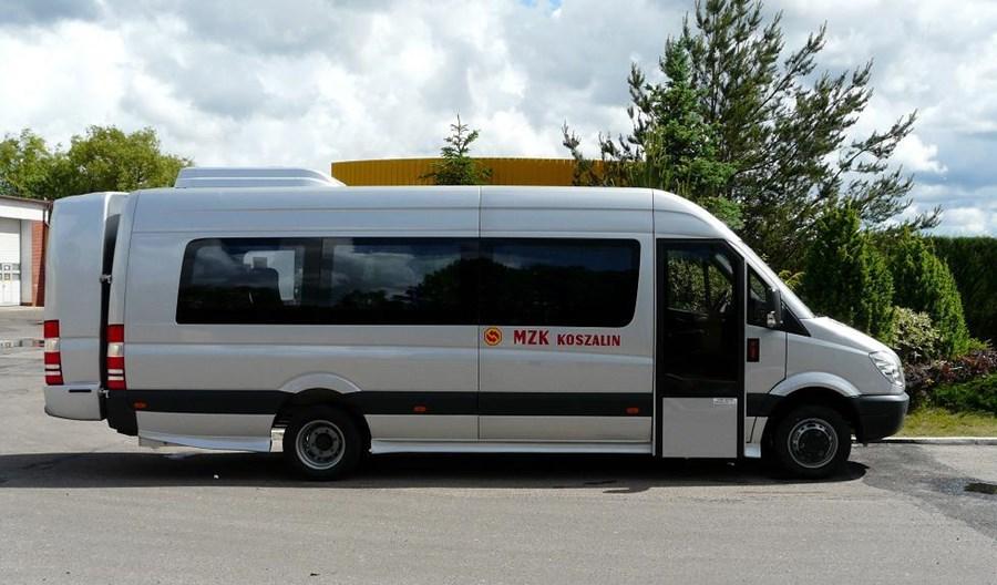 Koszalin kupuje dwa autobusy podmiejskie