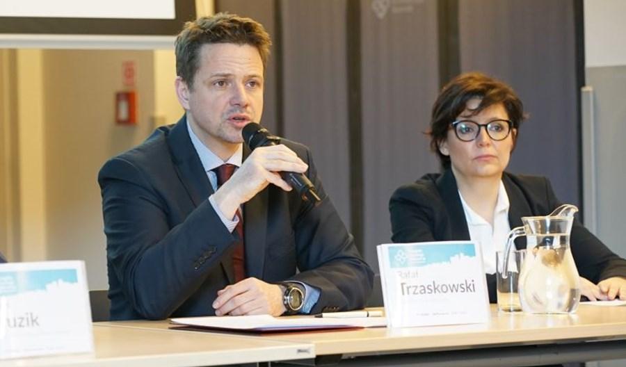 Trzaskowski: Walka ze smogiem absolutnym priorytetem. W ścisłej współpracy z Mazowszem