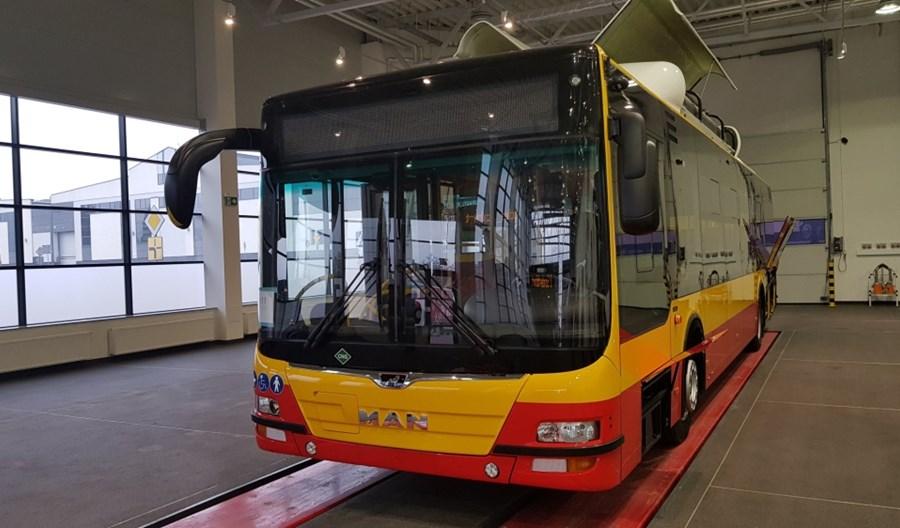 Warszawa kupuje 160 autobusów gazowych. CNG i LNG