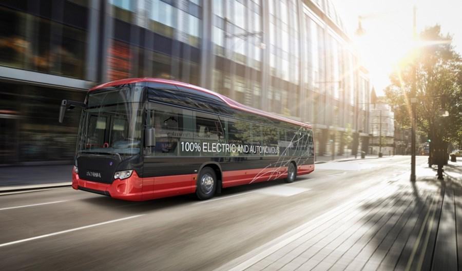Szwecja. Scania i Nobina będą testować autobusy autonomiczne