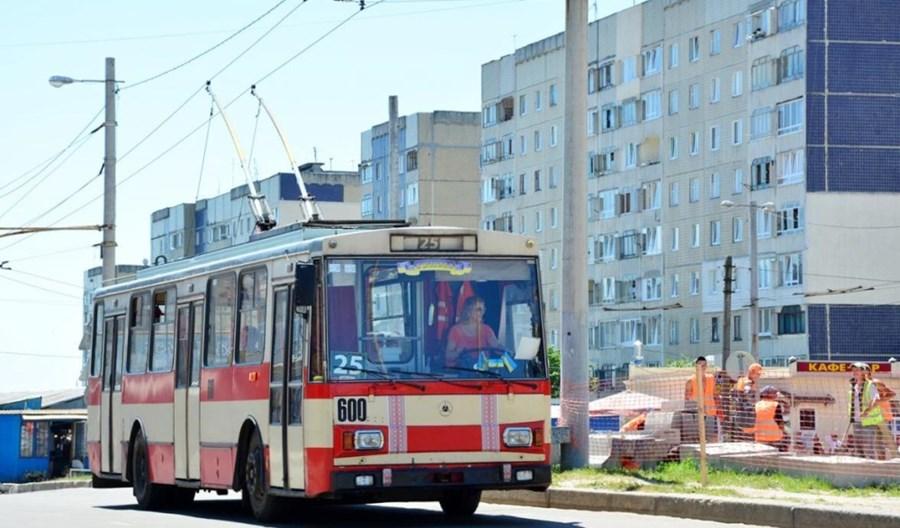 EBOiR sfinansuje do 50 nowych trolejbusów we Lwowie
