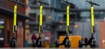 Hive na podbój stolicy z 400 elektrycznymi hulajnogami