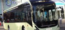 Volvo z zamówieniem na 6 autobusów elektrycznych dla lotniska w Birmingham