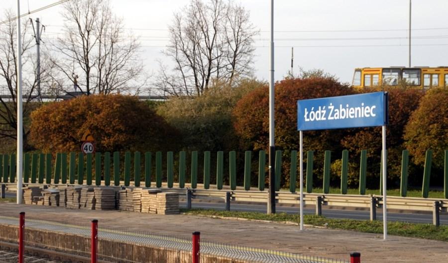 Łódź Żabieniec: Nie ma wspólnej koncepcji kolei i miasta na węzeł
