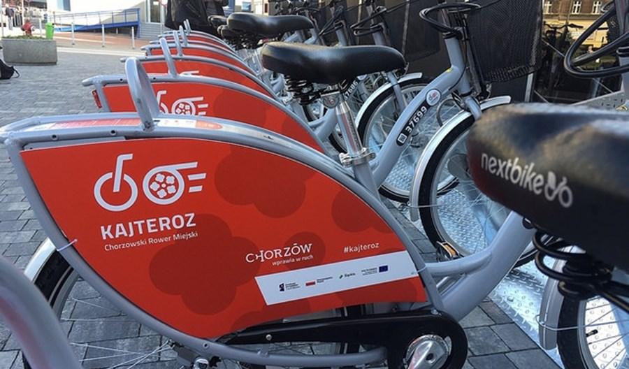 Metropolia GZM: Rozpoczął się drugi sezon zintegrowanego roweru miejskiego
