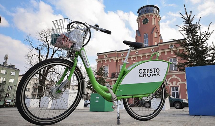 Częstochowski Rower Miejski powrócił na nowy sezon – bez rozbudowy