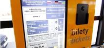 Warszawa. W biletomatach już jest język ukraiński